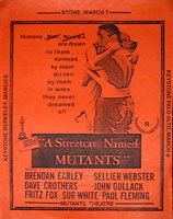a streetcar named mutants